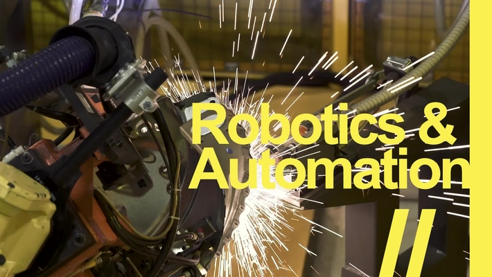 Robotics & Automation   //   Lansing Community College