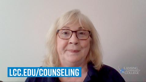 Thumbnail for entry Counselor Pamela Davis
