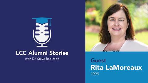 Thumbnail for entry LCC Alumni Stories - Rita LaMoreaux