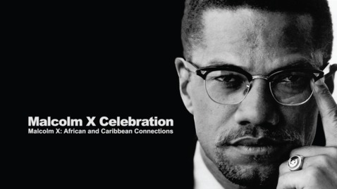 Thumbnail for entry LCC Malcolm X Celebration 2016