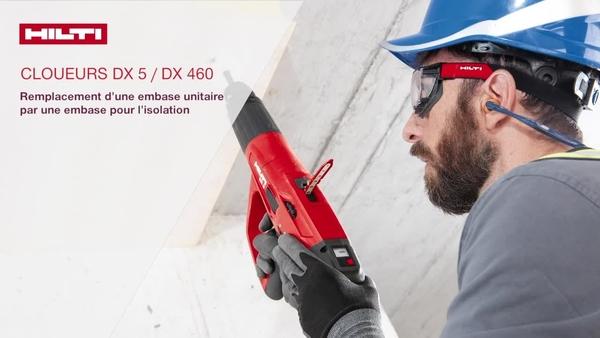 DX 5, DX 460 - Passer du mode individuel au mode canon pour isolation.