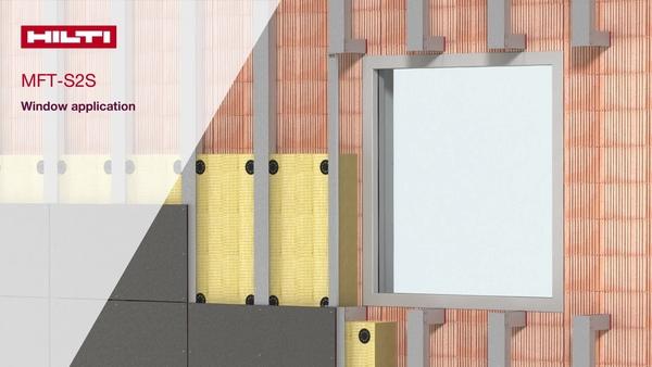 MFT-S2S – zastosowanie do okien