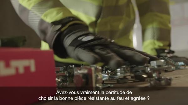 09 Vidéo promotionnelle des boutons-poussoirs d'incendie MQN-B dans le cadre du lancement de Next Level Installation.