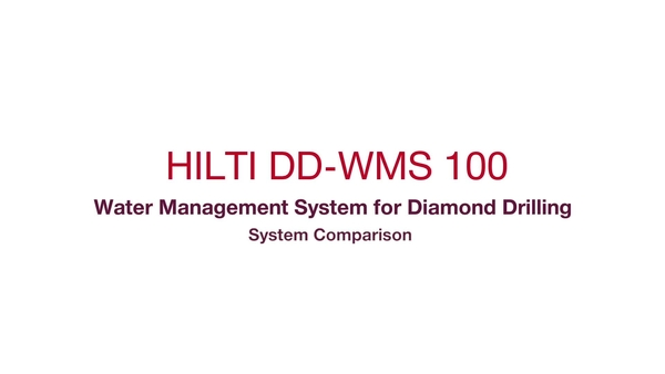 DD-WMS 100 Promotional Video