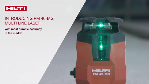 Promo video of the PM 40-MG for the Martin Hilti Innovation Prize in 2018.