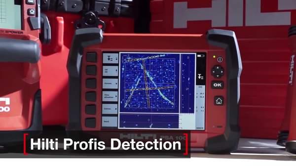 PROFIS Detection.