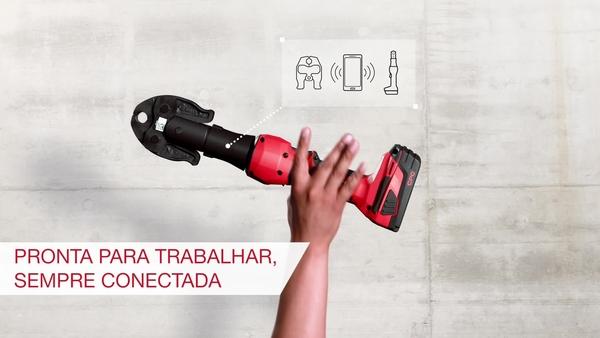 Vídeo promocional de ferramentas de pressão de tubos