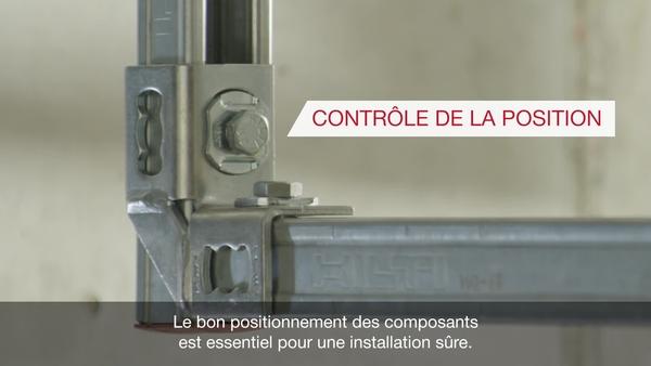 06 Vidéo promotionnelle du bouton-poussoir MQN-C avec regard dans le cadre du lancement de Next Level Installation.