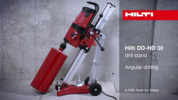 DD-HD 30 – Angular drilling