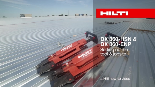 HNA DECKING SET UP TOOL AND JOBSITE 2014 htv EN, How to video