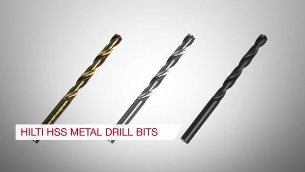 简介视频:我们引入全面 HSS 产品组合,具备其新的 HSS-R 系列,与竞争对手相比,显示我们钻头的优势及主要功能