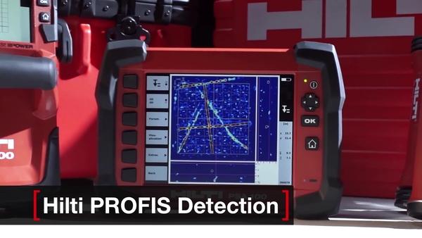 PROFIS-detektering.