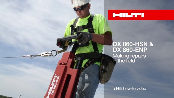 HNA DECKING FIELD REPAIRS 2014 htv EN, How to video
