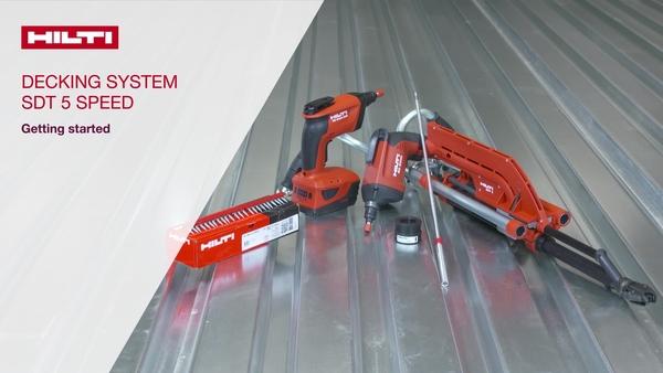 We leggen u uit hoe een uiterst productief SDT 5 speedkit schroeftechniek plankiersysteem te gebruiken