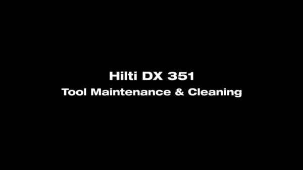 HNA DX351 CLEAN AND MAINTAIN 2013 htv EN, How to video