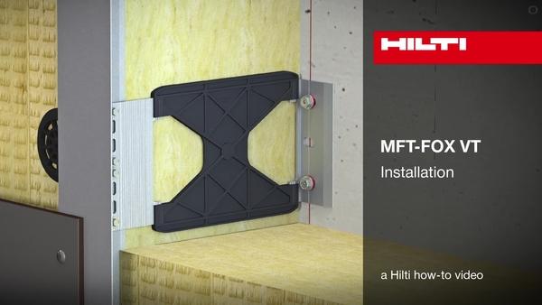 Eurofox_MFT-FOX_VT. Installatie.