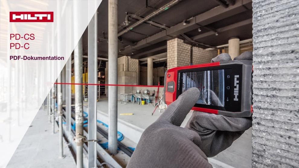 Pd cs laser distanzmessgeräte hilti deutschland