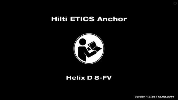 D 8-FV Helix. Gebruiksaanwijzing.