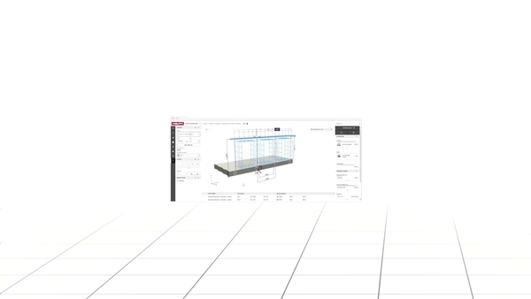 Learn how Hilti PROFIS Engineering Suite interfaces seamlessly with third-party structural calculation software like Dlubal. A favorites tab and an undo button allow for quick anchor calculations and maximize your productivity.