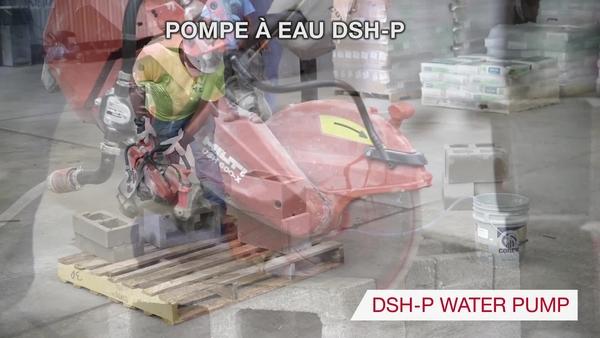 Courte vidéo produit centrée sur les propositions de valeur du DSH-P.