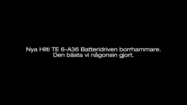 TE 6-A36 - Kundomdömesvideo.