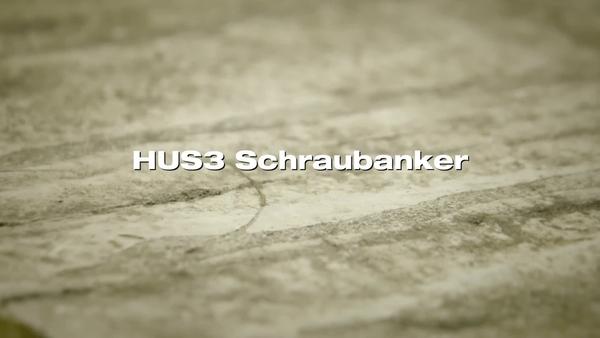 HUS3_Schraubanker. Leistung in altem Beton.