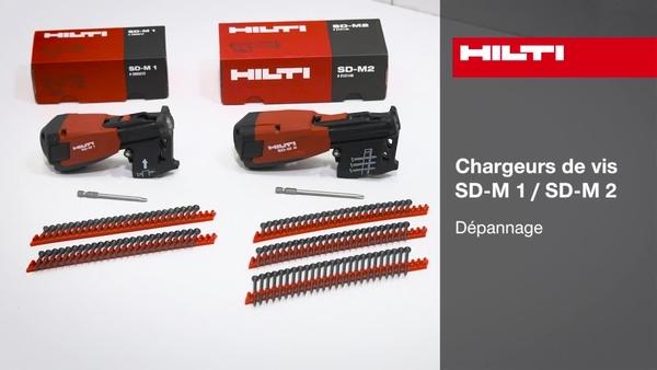 SD-M 1 / SD-M 2 - Dépannage.