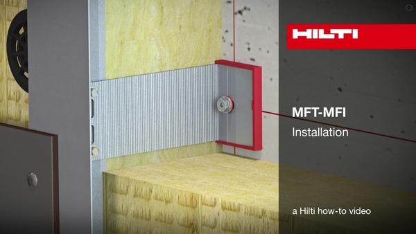 Eurofox MFT-MFI. Instalacija.
