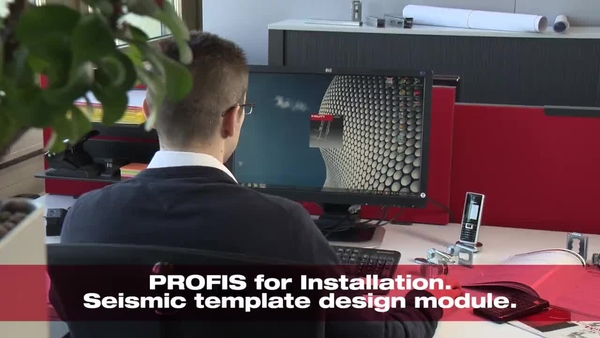 PROFIS Installation - Seismic Template.