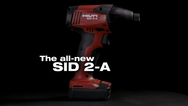 SF 2-A. The new 12 V cordless drill drivers.
