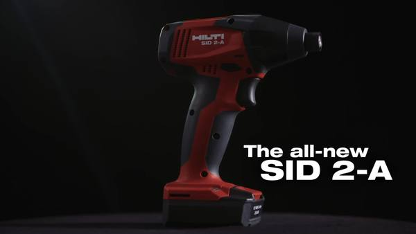 SF-2-A The four new 12 V cordless drill drivers