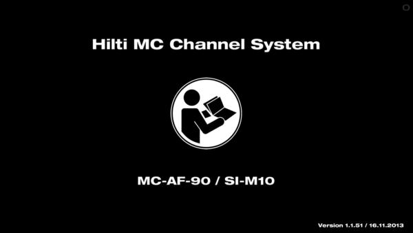 MC 坑槽系统 使用说明 第 6 部份