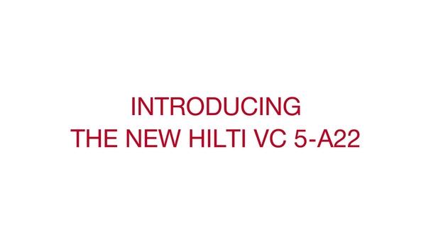 Nueva aspiradora portátil a batería de 22V VC 5-A22