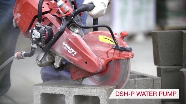 Kurzes Produktvideo mit den Verkaufsargumenten für die DSH-P.