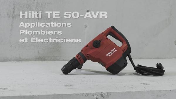 Applications TE 50-AVR pour le marché ME.