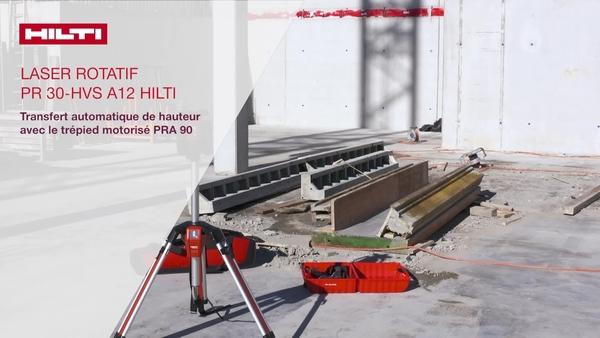 PR 30-HVS A12 - Report automatique des hauteurs.