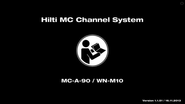 MC 坑槽系统 使用说明 第 1 部份