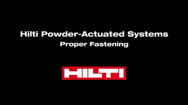 "HNA DX PROPER FASTENING 2012 htv EN, ""How to"" video"