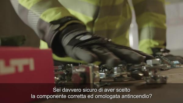 Video promozionale sul pulsante MQN-B per applicazione antincendio