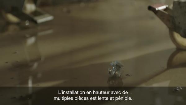 08 Vidéo promotionnelle du matériel préassemblé MQ dans le cadre du lancement de Next Level Installation.