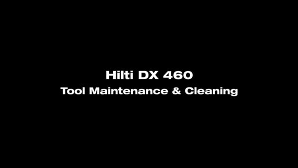 HNA DX460 清潔及保養 2013 htv EN,示範短片