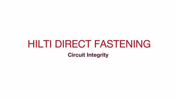 CIS circuit integrity system, integrated, BX 3, X-P b3 MX, X-EKB-FE 30 15 MX, X-EKB-FE 8 15 MX