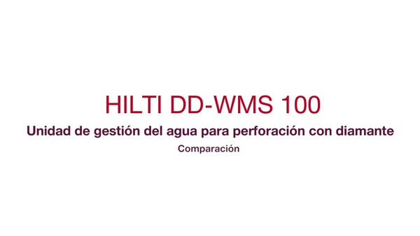 DD-WMS 100 Video promocional