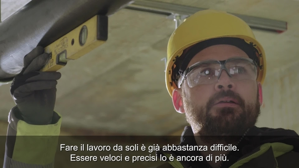 Video promozionale sulla piastra per collare MQA-H