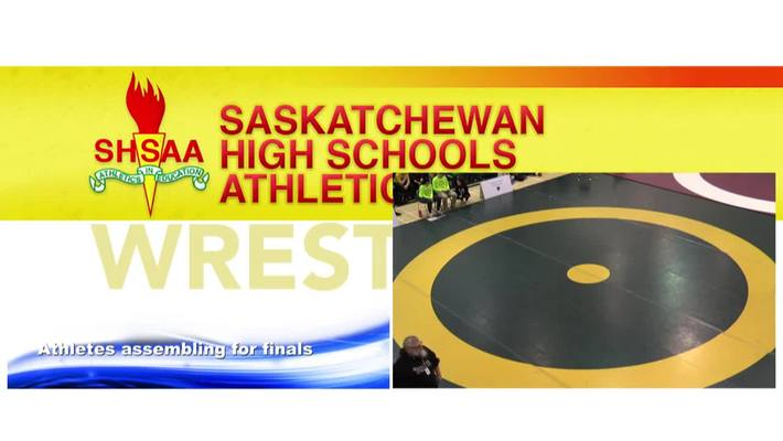 Provincial Wrestling Finals March 2019