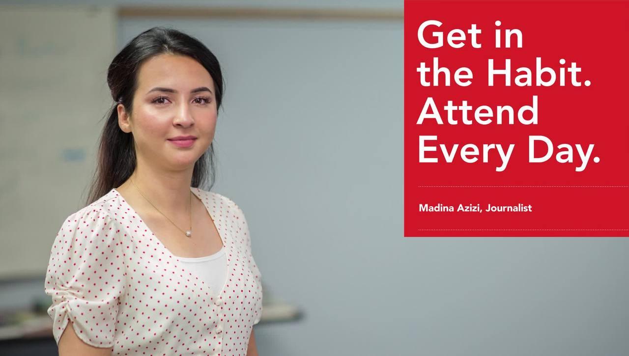 Attendance Matters UWR Madina Azizi