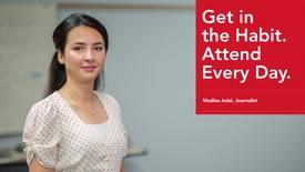 Thumbnail for entry Attendance Matters UWR Madina Azizi
