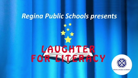 Thumbnail for entry RPS - Laughter for Literacy