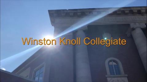 Thumbnail for entry Winston Knoll Tour