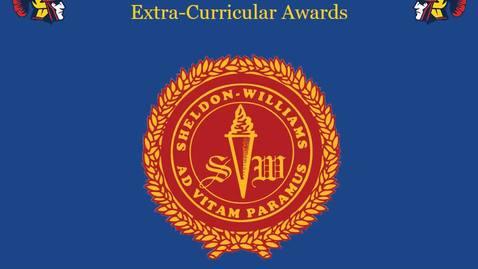 Thumbnail for entry 2020 Extra Curricular Awards